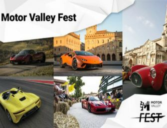 A Modena debutta Motor Valley Fest