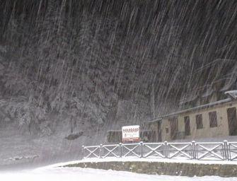 Allerta gialla in Emilia: pioggia in pianura e la neve in collina