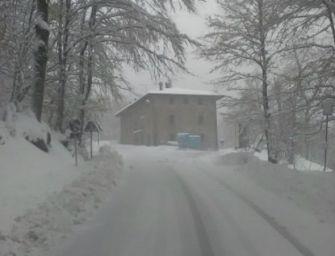 Al Passo delle Radici fino a 35 cm di neve