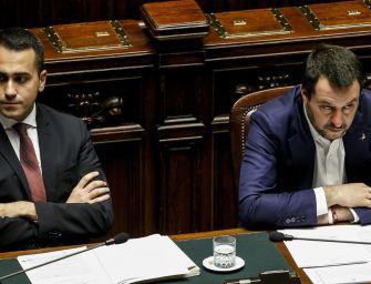 """Lega-Movimento5Stelle, una lite continua. Di Maio: """"È in gioco la tenuta del governo"""""""