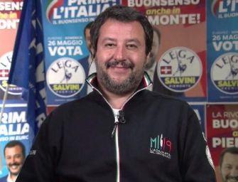 Domenica 19 maggio Matteo Salvini a Sassuolo per la campagna elettorale