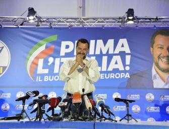 Sabato 13 luglio Salvini a Sassuolo per la festa della Lega Emilia
