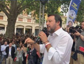 Salvini: il 19 ottobre andiamo in piazza