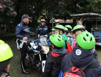 """Quasi 600 alunni delle scuole al """"Maggio in strada per la sicurezza"""""""
