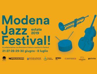 Modena jazz festival dal 27 al 30 giugno