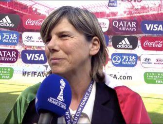Mondiali di calcio. Finisce il sogno delle Azzurre, ma l'Italia di Milena Bertolini esce a testa alta