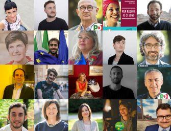 Reggio, il nuovo Consiglio comunale:20 uomini e 12 donne