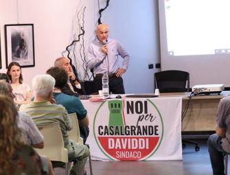 Casalgrande, Daviddi nuovo sindaco: 50,97%