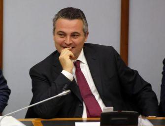 Raffaele Donini nuovo vicepresidente della Regione Emilia-Romagna