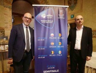 Campionato Europeo Uefa Under-21. A Reggio martedì grande festa di sport