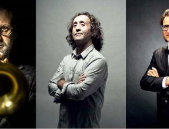 """Festival Mundus, il primo luglio a Reggio Fabrizio Bosso e Luciano Biondini in """"Face to Face – With Strings"""""""