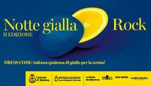 """Nel segno di """"Modena park"""" Notte Gialla il 29 giugno"""