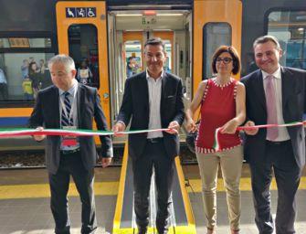 """Al via sui binari dell'Emilia-Romagna le corse dei nuovi treni """"Rock"""" e """"Pop"""" per il trasporto regionale e pendolare"""
