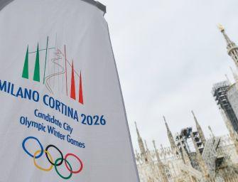 Olimpiadi, vincono Milano e Cortina