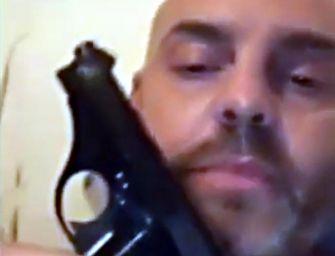 Video con pistola, bufera sul candidato della Lega in Consiglio comunale