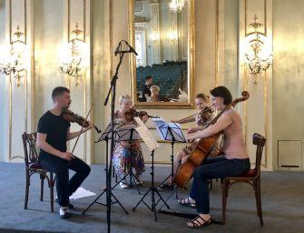 Casa del Quartetto al via, giovedì tocca al Quartetto A&C
