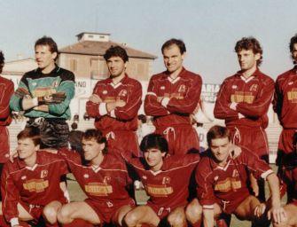 Una camminata ripercorrendo la storia della Reggiana calcio