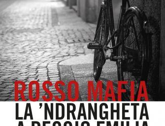 """""""Rosso mafia. La 'ndrangheta a Reggio Emilia"""", libro sull'escalation della malavita al Nord"""