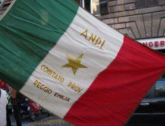 Bibbiano, anche l'Anpi esprime solidarietà a Carletti