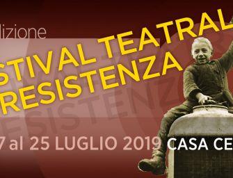 """""""Nazieuropa"""" il 16 luglio a Casa Cervi, uno spettacolo di e con Beppe Casales"""