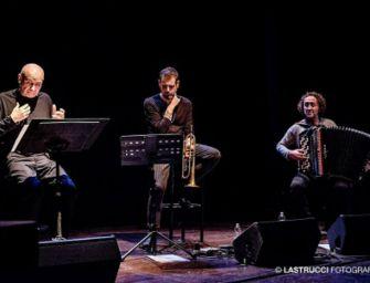 Mundus a Scandiano. Concerto per Jack London con Fabrizio Bosso