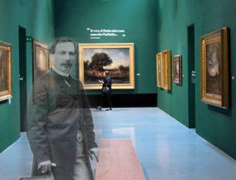 """Domenica 14 luglio ultimo giorno per la mostra """"Antonio Fontanesi e la sua eredità"""" al Palazzo dei Musei di Reggio"""