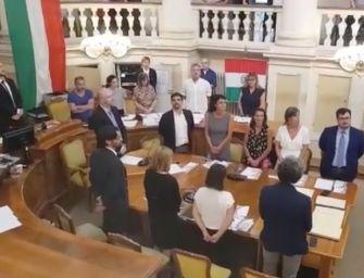 """Reggio, approvate le linee per il mandato 2019-2024. Il sindaco Vecchi: """"Non sarò un uomo solo al comando"""""""