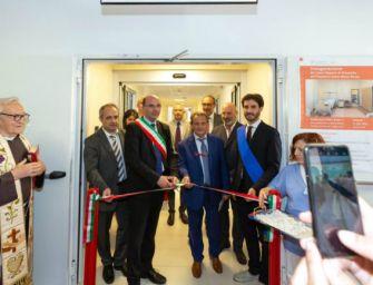 Reggio, inaugurato il nuovo reparto di ortopedia dell'arcispedale Santa Maria Nuova