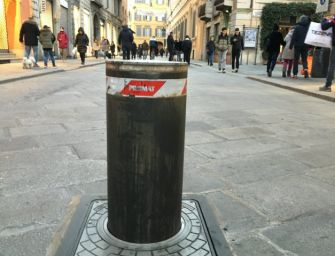 Da lunedì 8 luglio nuovi orari per i pilomat all'ingresso dell'area pedonale del centro storico di Reggio