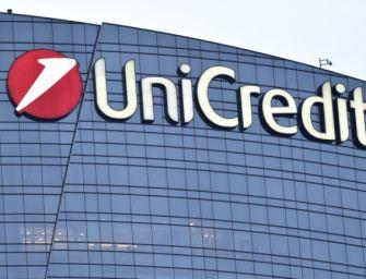 Unicredit nel nuovo piano considera tagli fino a 10mila posti