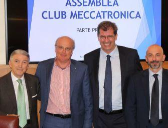 Rocchi presidente del Club Meccatronica di Unindustria Reggio
