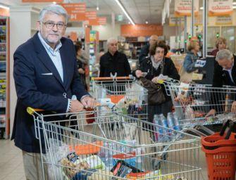 Conad-Auchan Retail Italia, la firma