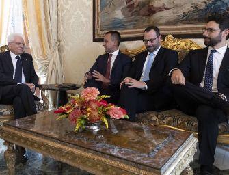 """Salvini: """"Voto subito"""", ma non chiude al M5S"""