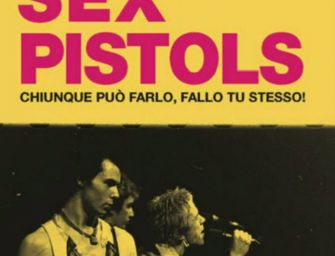 Catellani, 'La filosofia dei Sex Pistols'