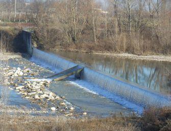 Le acque dell'Enza restituiscono il cadavere di una donna