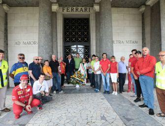 Ferrari, omaggio di Modena a 31 anni dalla scomparsa