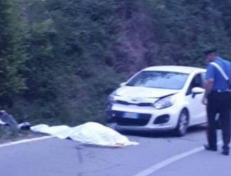 Centauro 60enne di Reggio muore in uno schianto a Carpineti