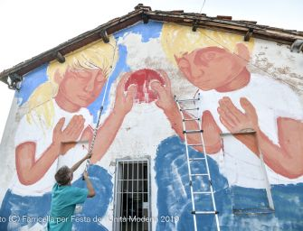 Ponte Alto, la street art arriva alla Festa de l'Unità
