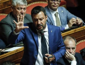 Accordo Pd-M5s in Senato, sconfitto Salvini