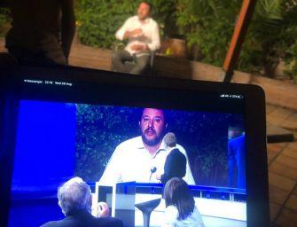 Salvini: fuga dal voto, ma per poco