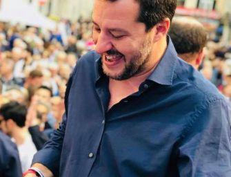 Salvini: vinceremo anche in Emilia