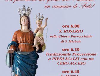 La Processione scalza di San Michele dei Mucchietti