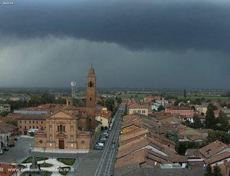Allerta meteo in Emilia-Romagna per temporali con possibili grandinate