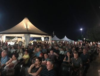 Il Ferragosto alla festa del Pd di Villalunga
