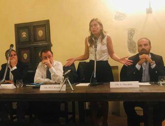 La Boschi a Ferrara: dopo 7 anni di lotta giusto rompere col Pd