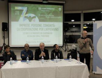 Reggio. Confcoop, il lavoro e i servizi per riabitare in montagna