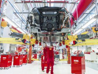 Ferrari, premio produzione a 12mila euro