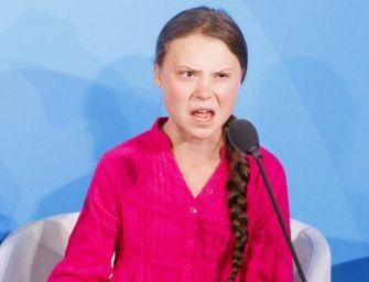 Clima. Greta Thunberg: avete rubato i miei sogni, come osate?