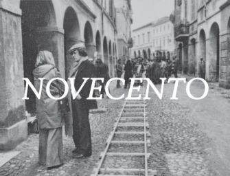 """Dall'8 settembre a Guastalla in mostra gli scatti di Angelo Novi sul set del film """"Novecento"""""""