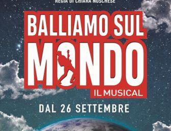 """""""Balliamo sul mondo"""", il musical con i successi di Luciano Ligabue"""